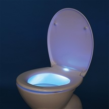 Light Up Toilet Seat