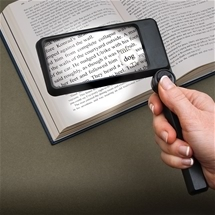 Folding Lighted Magnifier