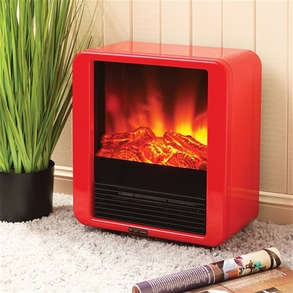 Mini Fireplace Heater